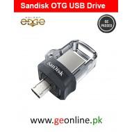 USB SanDisk Ultra Dual M3.0 64GB USB 3.0 OTG Pen Drive Thumb Stick