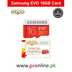 Memory Card Samsung 16GB EVO 100MB/Sec  Micro SD China