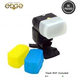 Flash Diffuser 3 Colors Camera 430 EX