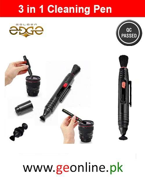 3 in 1 DSLR+Lens Cleaning Pen