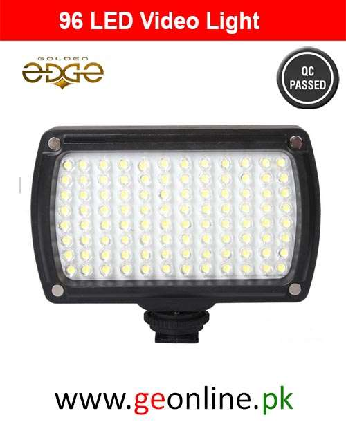 96 LED Video Light For HDSLR
