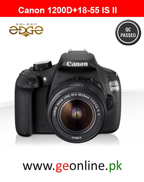 Canon 1200D + 18-55mm (1 Year Warranty)