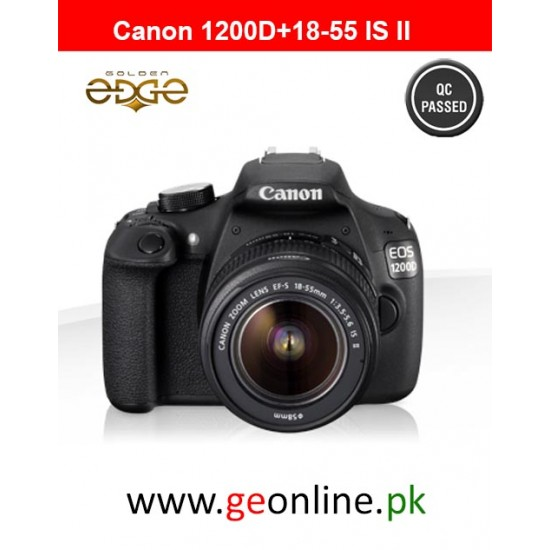 Canon 1200D + 18-55mm (1 Year Warranty)