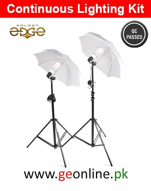 Lighting Stand Studio Umbrella Continuous Lighting Kit