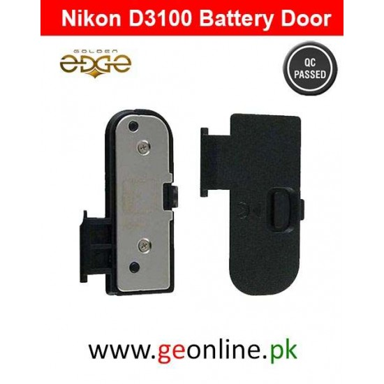 Battery Door Cover Nikon D3100