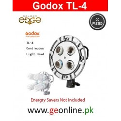 Godox E27  Bulb And Softbox Holder 4 in 1 TL-4