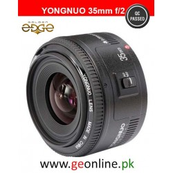 Lens Canon 35mm F2 YONGNUO