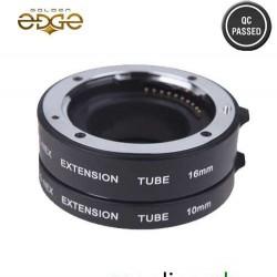 Macro Extension Tube Ring Auto Focus For Sony NEX E Mount  NEX-5 A7