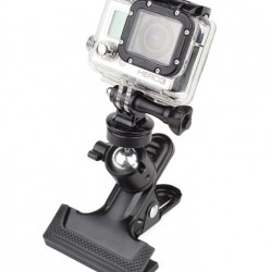 Metal Clip Clamp Holder For Tripod Or Stand