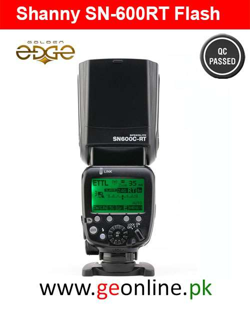 External Flash Shanny SN600C-RT For Canon