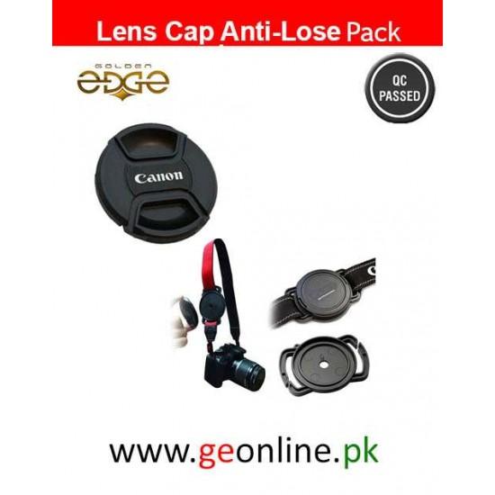 Canon Lens Cap+ Anti Lose  52mm58mm 67mm
