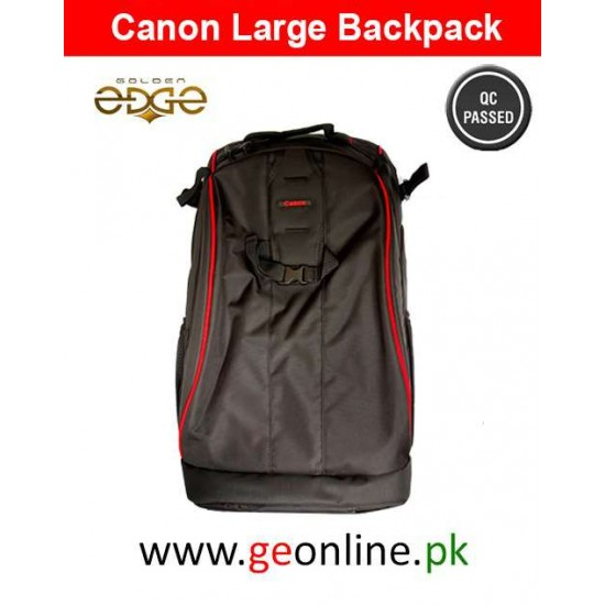 Backpack Canon Large For DSLR Camera Lenses And Accessries