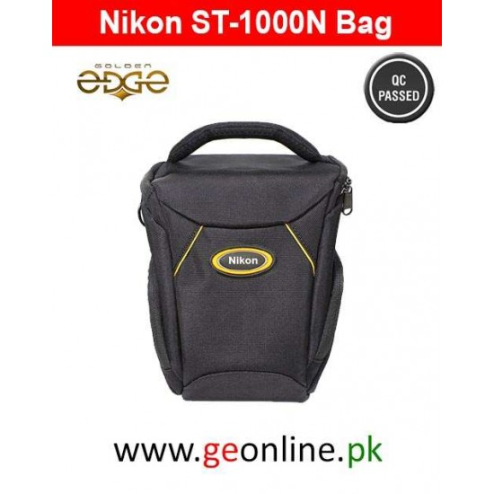 Bag Nikon V Shape ST-1000N Water And Shockproof Triangle Bag For DSLR