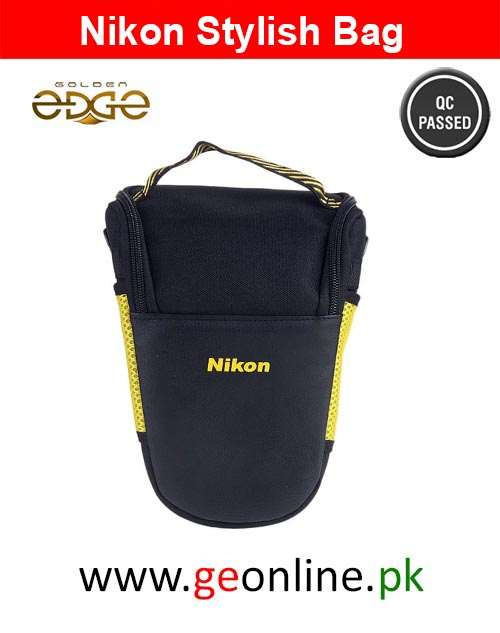 Bag Nikon Triangle V1 Stylish Luxury