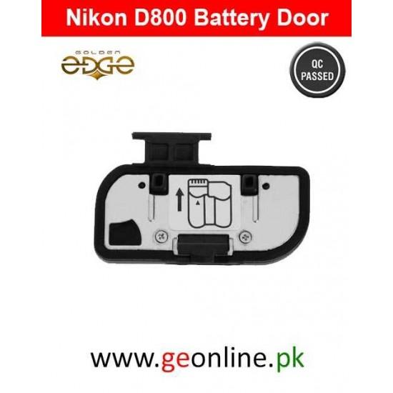 Battery Door Cover Nikon D800 D800E