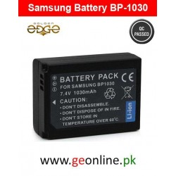 Battery Samsung BP-1030 For NX200,NX210,NX300,NX500,NX1000,NX1100,NX2000,NX-300M