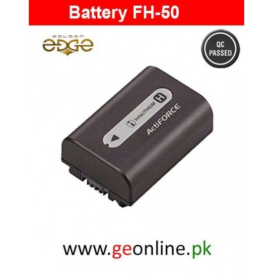 Battery Sony FH-50 Rechargeable Pack For FH70 FH100 A230 A330 A290 A380