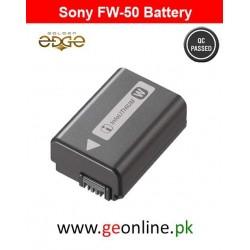Battery Sony FW-50 Rechargeable Pack For A6000 5T 5C 3N A7 NEX6 NEX7 NEX5TL NEX5R NEX5N
