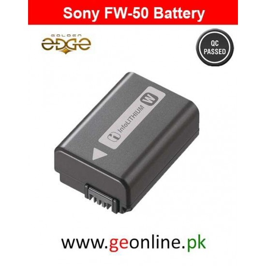 Battery Sony FW-50 Rechargeable Pack For A6000 5T 5C 3N A7 NEX6 NEX7 NEX5TL NEX5R NEX5N