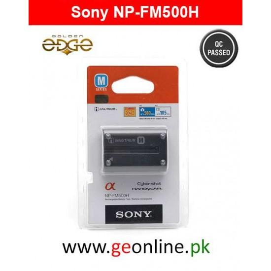 Battery SONY Alpha A57 A58 A65 A77 A99 NP-FM500H