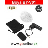Mic Boya BY-V01 Lavalier Collar Microphone for DSLR or Cameras