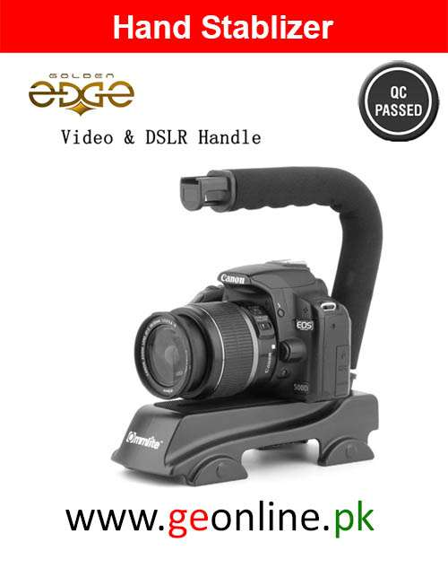 RIG Hand Stabilizer Video DSLR