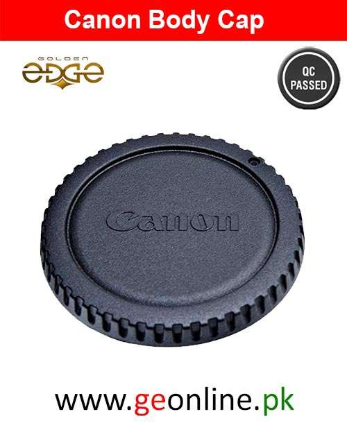 Body And Rear Canon Lens Cap RF-3
