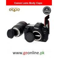 Body And Rear Canon Lens Cap