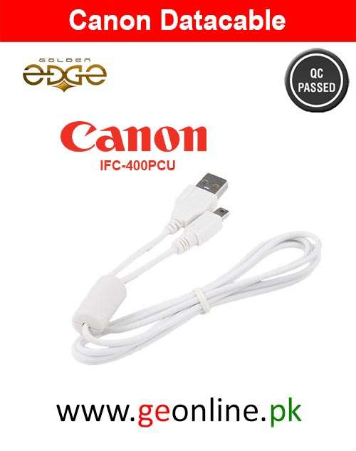 Canon DSLR Camera Data Cable IFC-400PCU