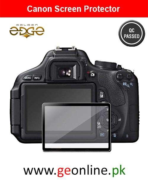 Screen Protector Canon 6D LCD