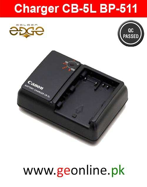 Charger Canon CB-5L BP-511 BP-511A BP511