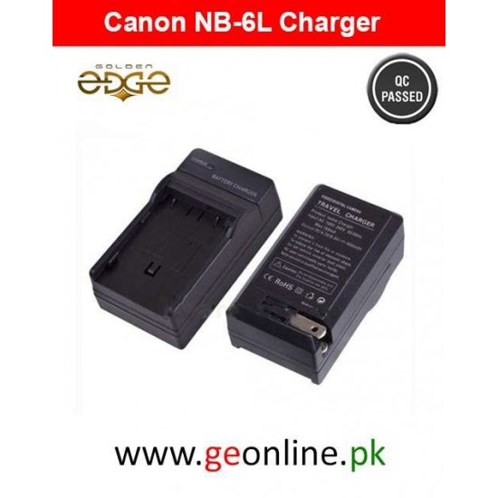 Camera Battery Charger NB-6L S90 SD85 SD1300 SD3500 SD980