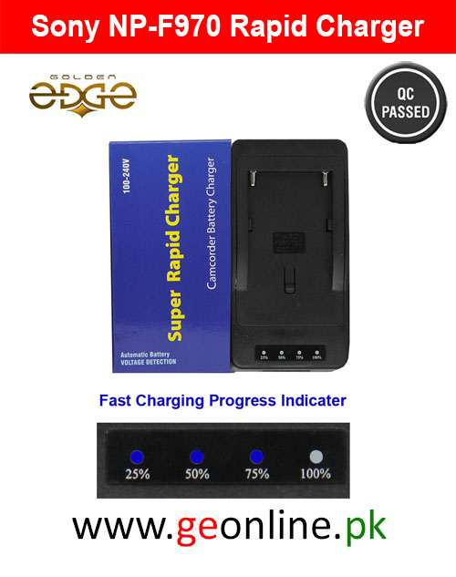 Charger Sony NP-970 BC-V615 BC-V500 Fast Charger