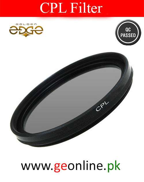 Lens Filter CPL 58mm Circular Polarizing