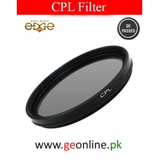 Lens Filter CPL 46mm Circular Polarizing