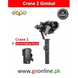 Stabilizer Zhiyun Crane 2 With Free Follow Focus Motor