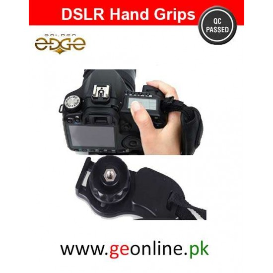 Hand Grip Universal DSLR Camera Leather