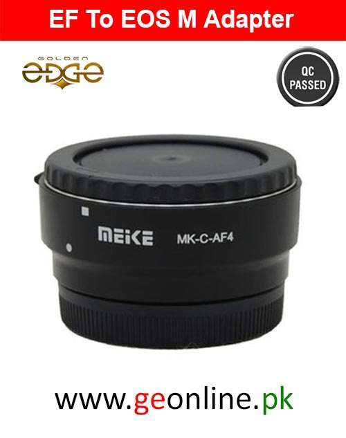 Lens Adapter Canon EOS EF To EOS M AF Auto Focus