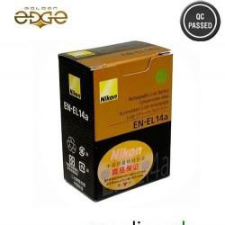 Battery Nikon EN-EL14a D3100 D3200 D3300 D5100 D5200 D5300 D5500 Original