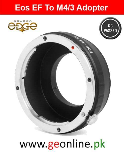 Lens Adapter Canon EOS EF lens to Micro M4/3