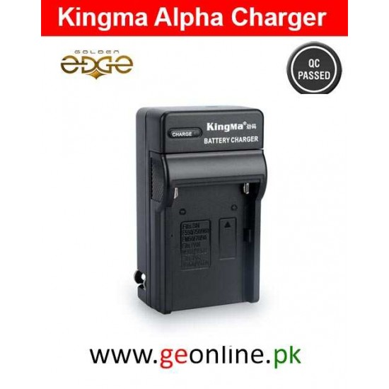 Charger for SONY Alpha A57 A58 A65 FM50 NP-FM500H FM50 FM-550