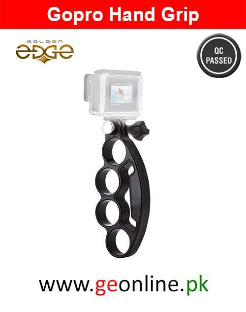 GoPro Handheld Knuckle Finger Grip Mount with Thumb Screw for Hero 6 5 4 3 Session SJ4000 SJ5000