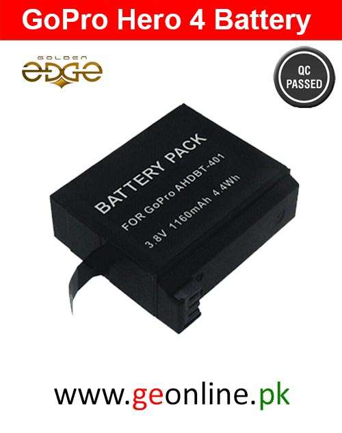 GoPro Hero 4 1160mAh Battery AHDBT-401