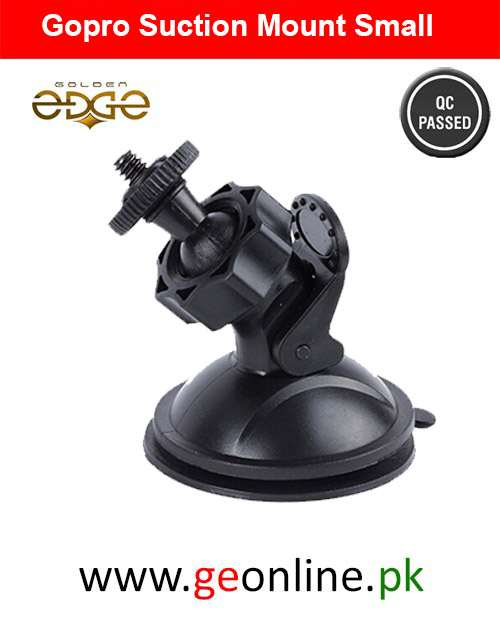 GoPro Suction Cup Mount For GoPro Hero 6 5 6 3 4 Session SJCAM SJ4000 SJ5000 Yi 4K Small
