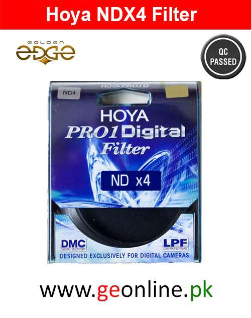 Lens Filter Hoya ND 4 62mm Pro1 Digital  Multi-coated Filter