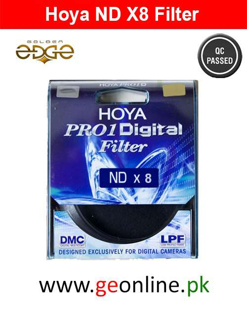 Lens Filter Hoya ND 8 52mm Pro1 Digital  Multi-coated Filter