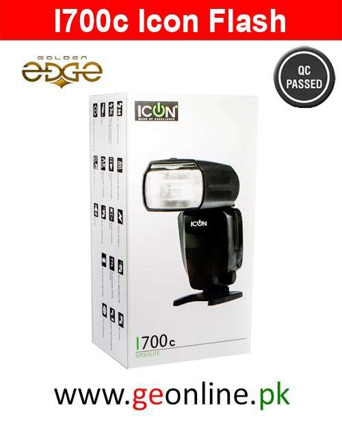 External Flash ICON I700c For Canon