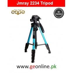 Tripod Jmary 2234 Professional Ball head Aluminium Stand Blue