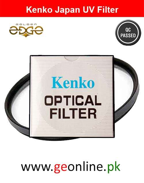 Lens Filter Kenko 52mm Japan Slim Designed UV Camera