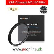 Lens Filter 77mm K&F Concept  HD UV